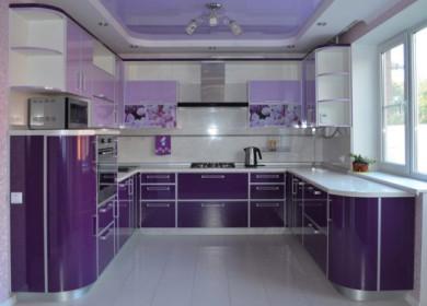 Фальш-панель для кухни (20 фото): что это такое, способы установки, виды материалов
