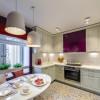 Дизайн кухни 13 кв