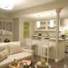 Перегородка между кухней и гостиной: варианты дизайна, виды, материалы