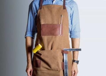 Как сшить фартуки для кухни своими руками самостоятельно