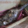 Декор бутылок в морских мотивах: пошаговый мастер-класс с фото