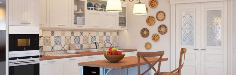 Кухня в средиземноморском стиле: идеи, виды