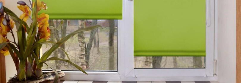 Рулонные шторы на кухню: как правильно выбрать, виды, монтаж