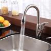 Как правильно установить смеситель на кухне: материалы, инструмент