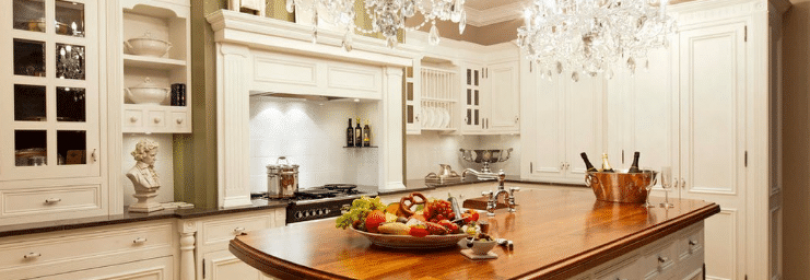 Как выбрать люстру на кухню: виды и примеры в интерьере (+100 фото)