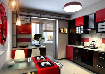Кухня в восточном стиле: правила оформления