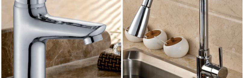 Капает кран на кухне — как починить?