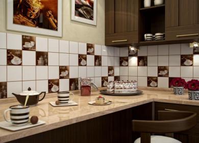 Керамический фартук для кухни — все что нужно знать
