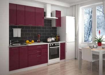 Мебель для маленькой кухни: расстановка, стиль, цветовая гамма
