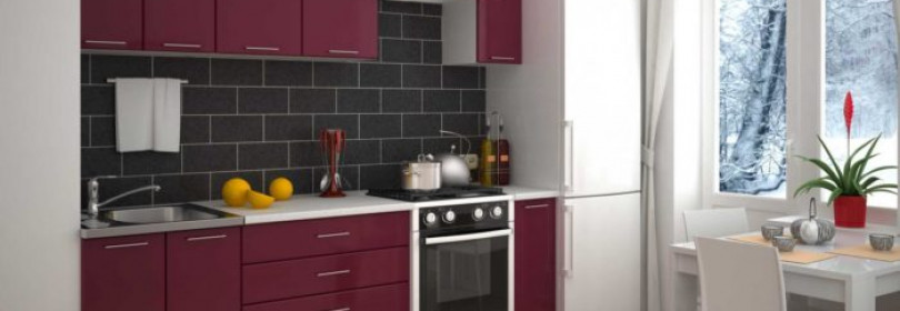 Мебель для маленькой кухни: стиль, цветовая гамма