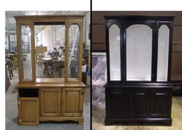 Реставрация мебели из дерева: мастер-класс