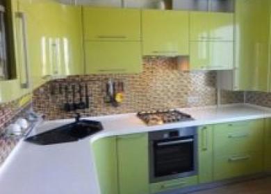 Кухня оливкового цвета – варианты дизайна и советы