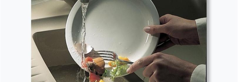 Запах из раковины на кухне – удалить!