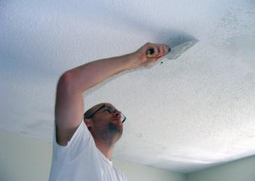 Ремонт потолка на кухне — cоветы мастеров