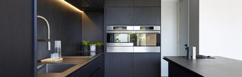 Кухня в стиле хай-тек: идеи дизайна, цвет, оформление