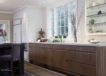 Кухонные шкафы: виды, устройство и правила выбора