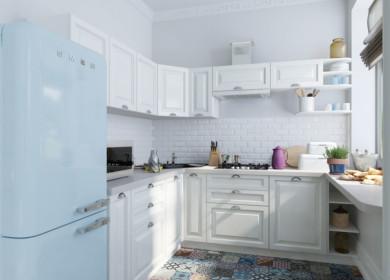 Кухня в колониальном стиле: что это?