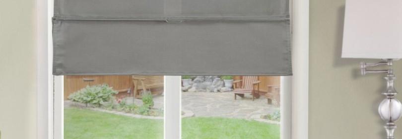 Римские шторы на кухню: выбор дизайна, фото