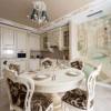 Фреска на стену в интерьере кухни: идеи по дизайну и фото