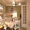 Покраска стен на кухне: виды краски, выбор цвета, стили