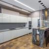 Белый кухонный гарнитур: материал, стиль, особенности