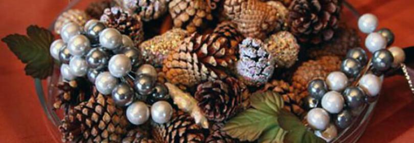Поделки из природного материала на тему Осень: как сделать своими руками